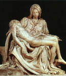 [:it]La pietà di Michelangelo [:en] Pietà di Michelangelo