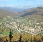 Panorama di Pieve S.Stefano - Arezzo